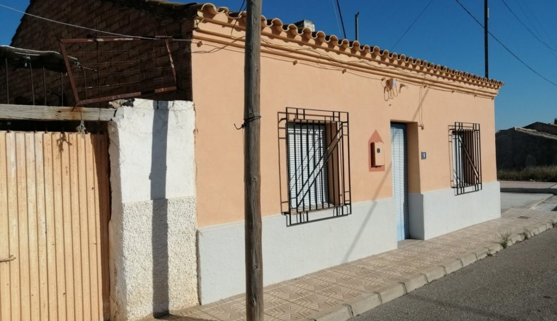 Casa en Cánovas: vivienda del mes