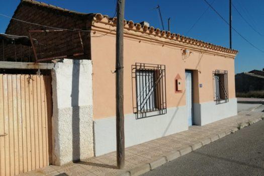 comprar casa Fuente Álamo 1