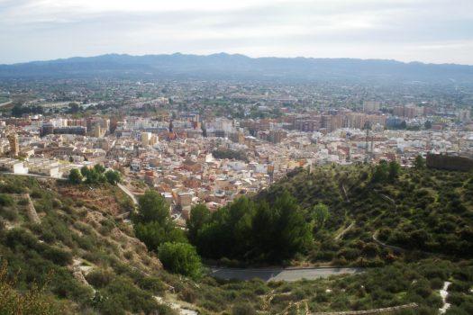 Vistas de Lorca