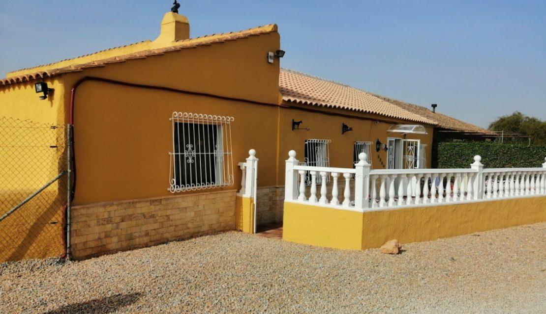 Descubre nuestra vivienda del mes de marzo: La preciosa Casa Rústica en Pinilla