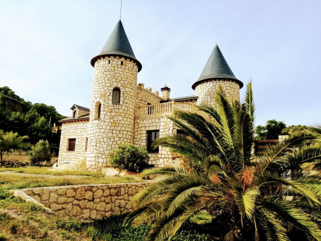 castillo en Lorca