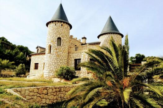 villa en Lorca castillo